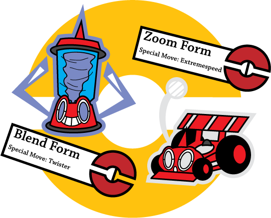 More Rotom Forms by Sageroot
