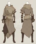 Gazeraz Alchemist - concept