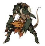 Demon Genbu - Commissh