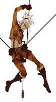 [SOLD] Treasure Hunter