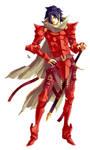 The Crimson Knight - OC