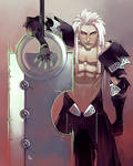 KnightPunk Berserker