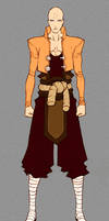 [SOLD] - Monk Concept