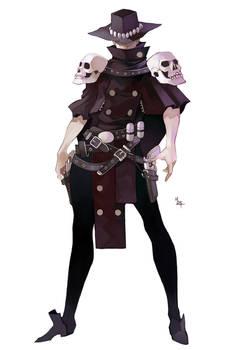 Necromancer Gunslinger