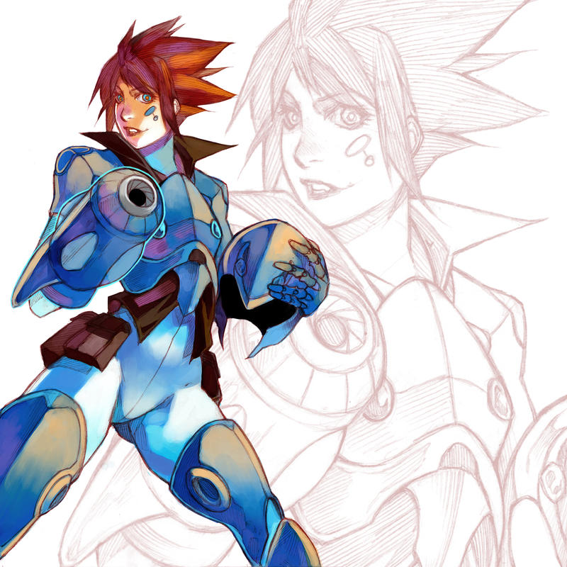 Mega Woman