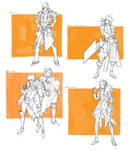 Character drafts #1