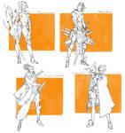 Character Drafts 3#