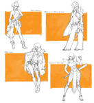 Character drafts #5