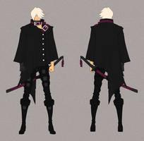 [SOLD] - HeiGen Outfit by MizaelTengu
