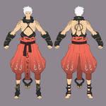 [SOLD] - Shakyan Warrior