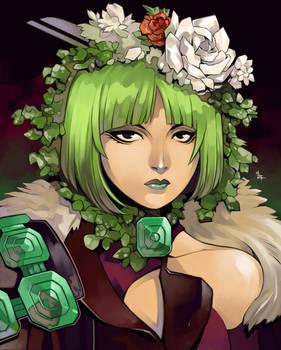Gazeraz Emerald Alchemist