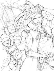 Sketch #11 by MizaelTengu