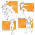Character Drafts #25
