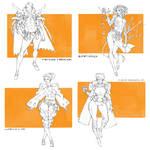 Character Drafts #33