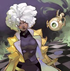 Alchemist - Pyromancer