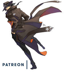 Patron Character - August