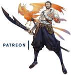 Patron Character - December - Anselmus