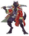 WereWolf Captain - Colors