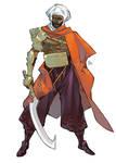 Commission - Moorish Assassin