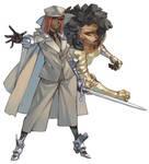 Sharp Mama - Character Draft