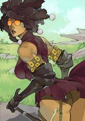 Black Fox - Original Character