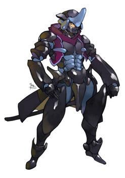 Kabuto Knight - Colors