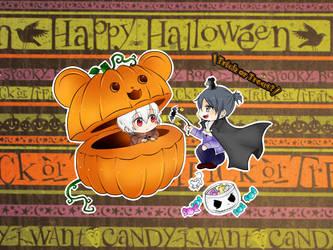 :No.6: Happy Halloween 2011 by Obily