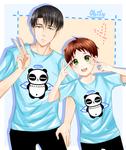 SnK : let's smile