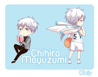 Mayuzumi~ by Obily