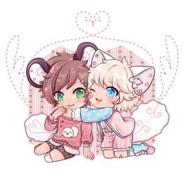 C :: Cin and Suga