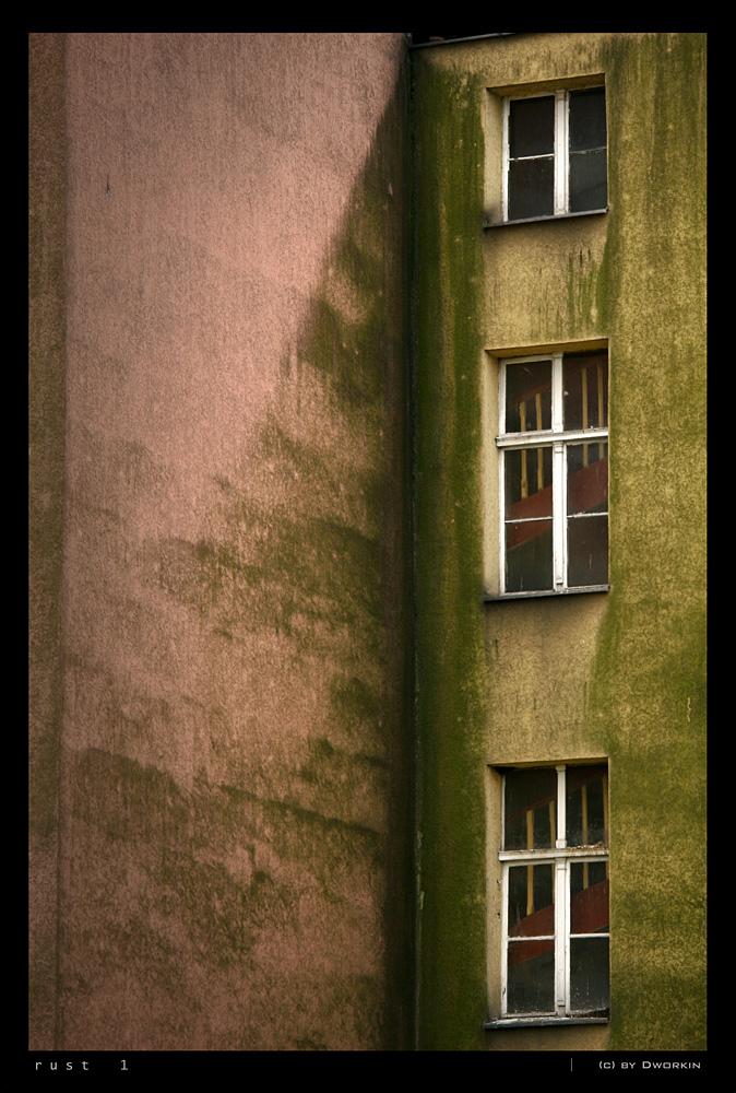 Rust 1 by Dwor-kin
