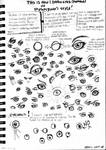 How I draw female eyes