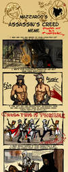 Assassin's Creed Meme by Thevakien
