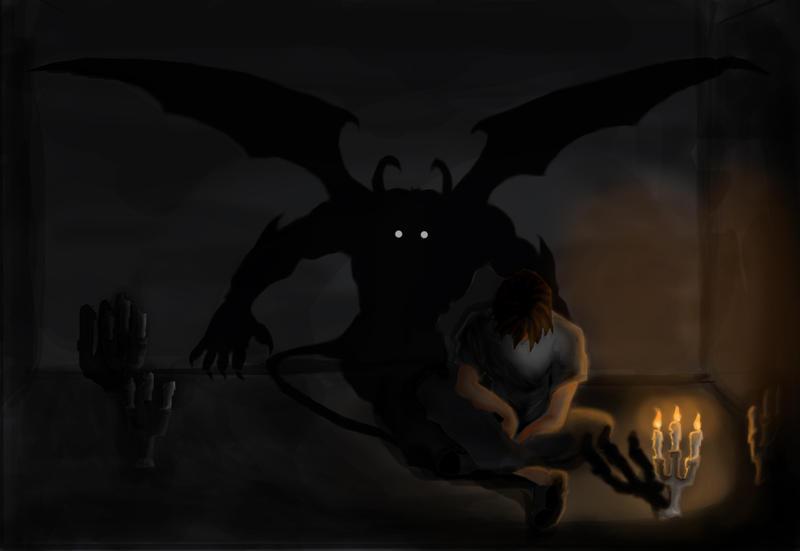 Release my inner demon by Pygmyink