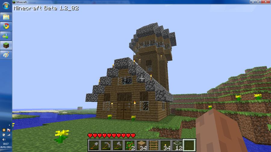 Minecraft 1 2 01 y 1 2 02