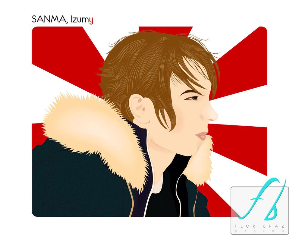 Sanma, IZM. by florbraz