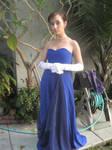 Anastasia Blue Dress