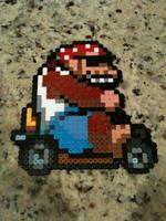 Mario Kart Funky Kong by powerranger02