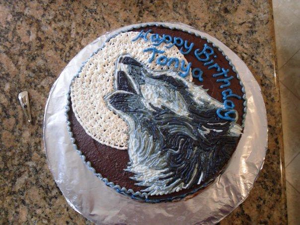 Wolf Cake By Monniemoero On Deviantart