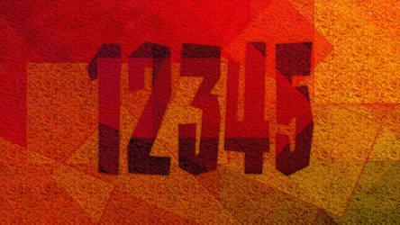 another eye burning wallpaper by bigbadnosh
