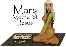 Mary, Mother of Jesus by innatedreamer