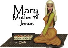 Mary, Mother of Jesus by innatedreamer