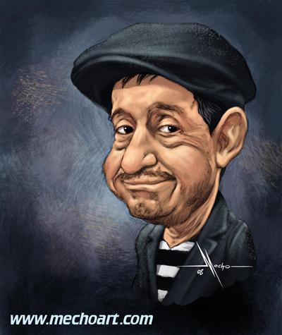CHOMPIRAS Chespirito by Mecho