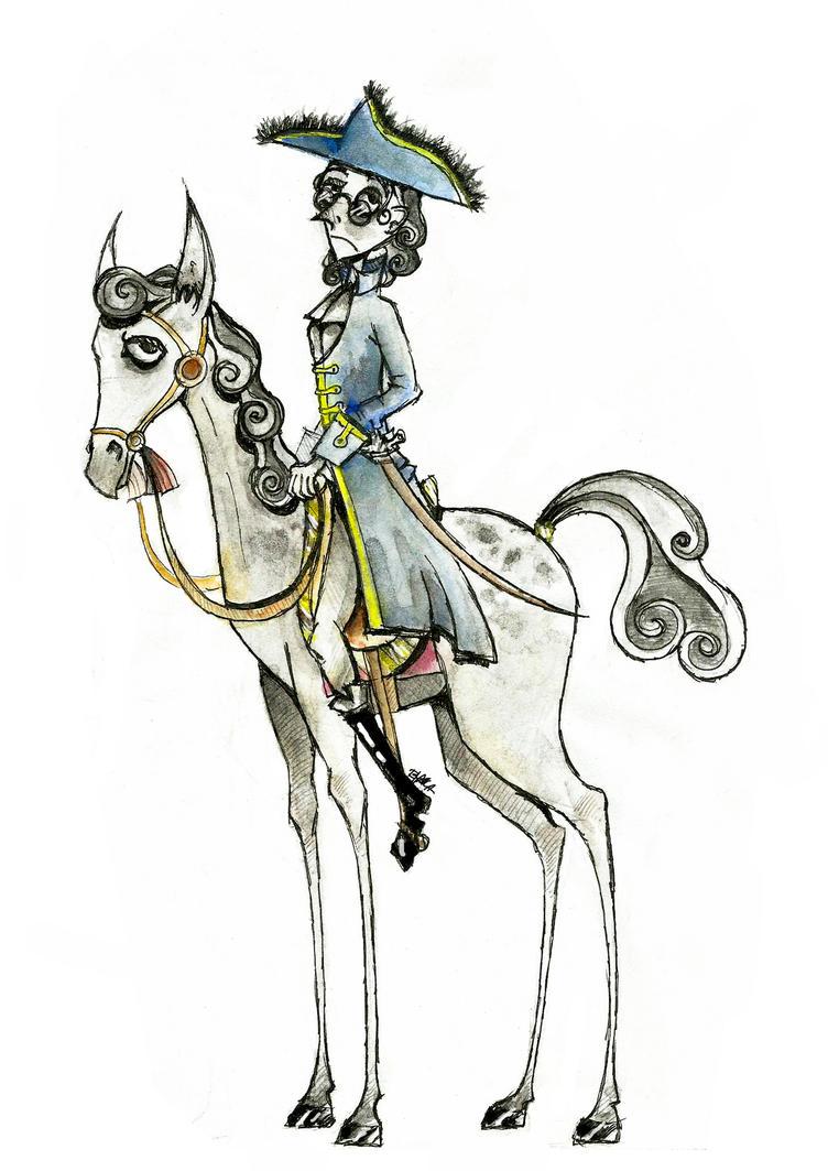 The Commandeur by xXShaddowHunterXx