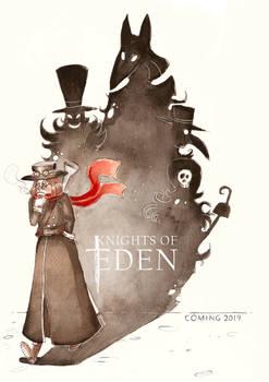 Knights Of Eden - Webcomic Promo