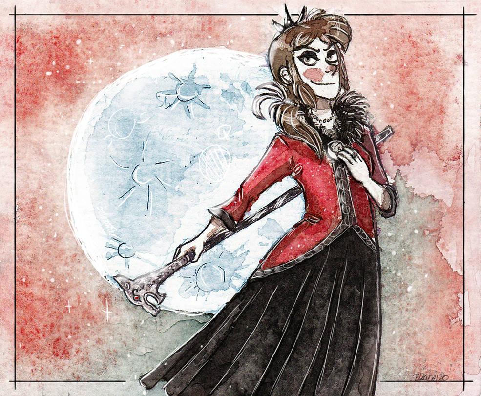 Crimson Queen
