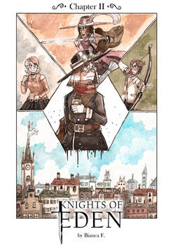 KNIGHTS OF EDEN - Chapter 2 COVER