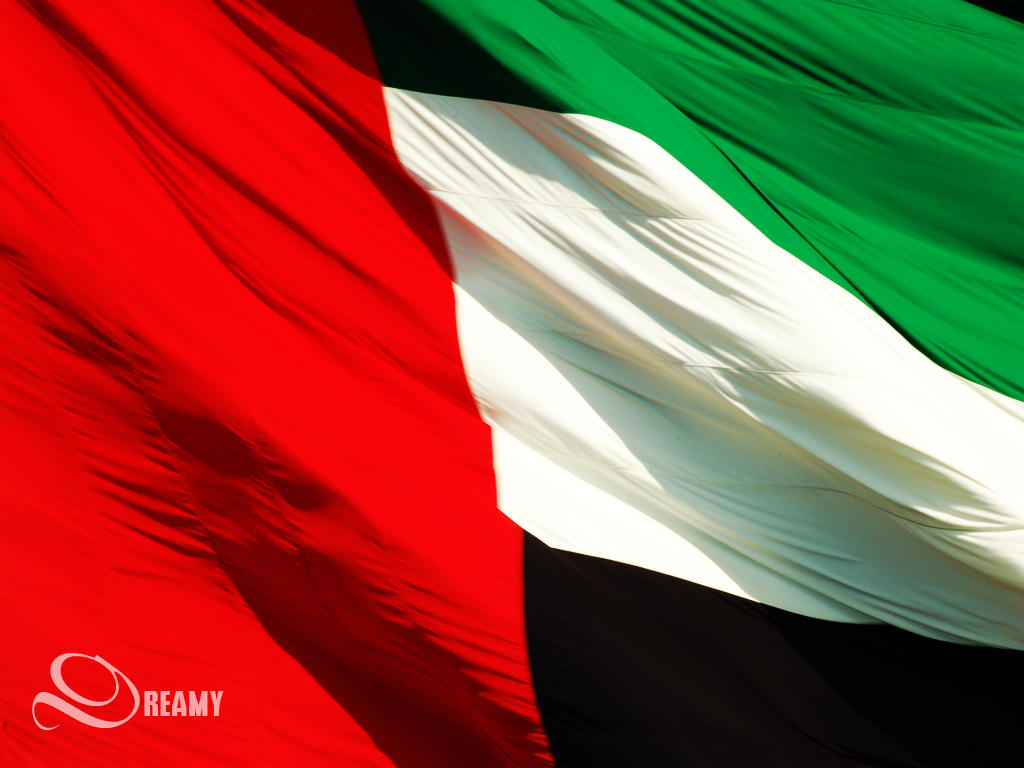 The gallery for uae flag 3d animation for 3d wallpaper for home uae