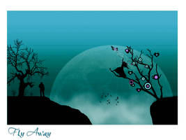 :: Fly away :: by DreeamyEyes