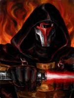 The Warlord Revan by anne-wild